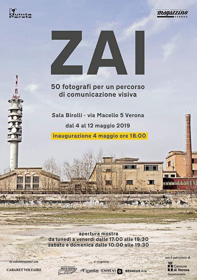 ZAI - 50 fotografi per un percorso di comunicazione visiva