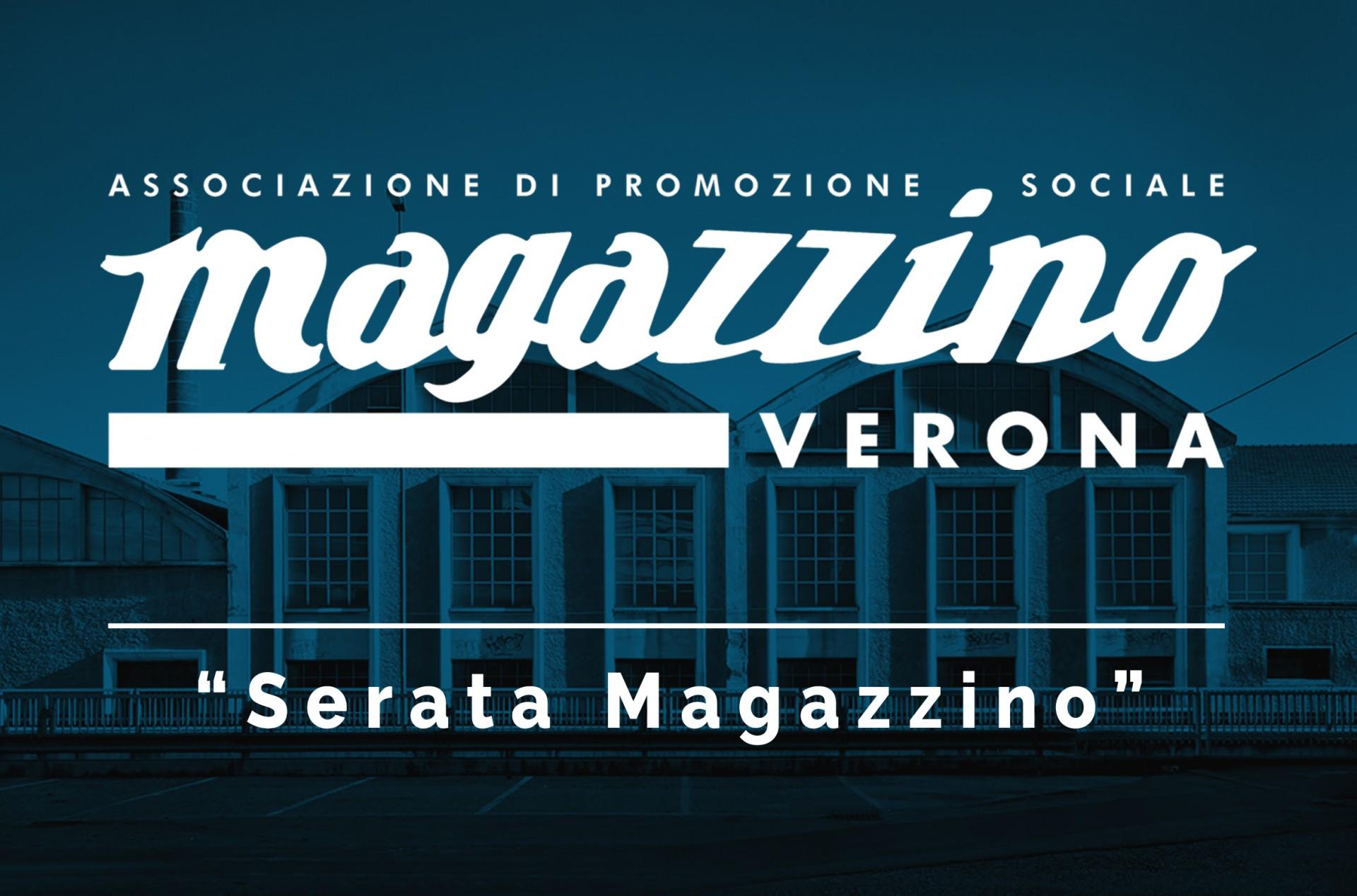 Serata Magazzino - 3 ottobre 2019